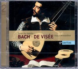 Robert de Visée, Johann Sebastian Bach: Suites for theorbo (2CD, Virgin Veritas)