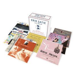 Erik Satie: Satie and Friends, Original Album Collection (13CD, Sony)