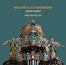 Nicolaus Bruhns, Heinrich Scheidemann: Organ Works (SACD, DaCapo)