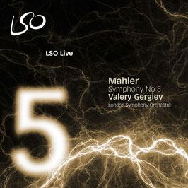 Gustav Mahler: Symphony No. 5 (SACD, LSO Live)