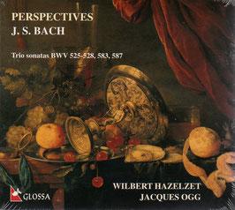 Johann Sebastian Bach: Perspectives (Trio sonates) (Glossa)