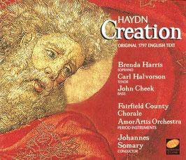 Franz Joseph Haydn: The Creation, original 1797 English text (2CD, Newport)