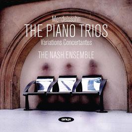 Felix Mendelssohn-Bartholdy: The Piano Trios, Variations Concertantes (Onyx)