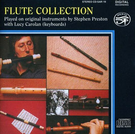Flute Collection, Played on original instruments by Stephen Preston with Lucy Carolan (Amon Ra)