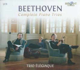 Ludwig van Beethoven: Complete Piano Trios (5CD, Brilliant)
