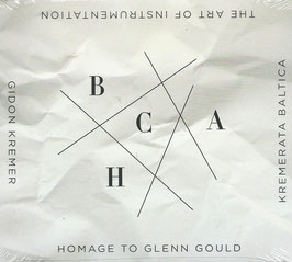 The Art of Instrumentation, Homage to Glenn Gould (Nonesuch)