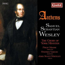Samuel Sebastian Wesley: Anthems (Guild)