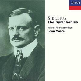 Jean Sibelius: The Symphonies (3CD, London)