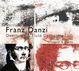 Franz Danzi: Overtures & Flute Concertos (Coviello)