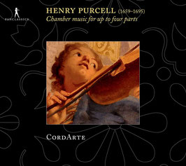 Henry Purcell: Chamber music up to four parts (Pan Classics)