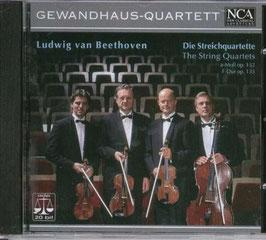 Ludwig van Beethoven: Die Streichquartette op. 132, op. 135 (NCA Classical)