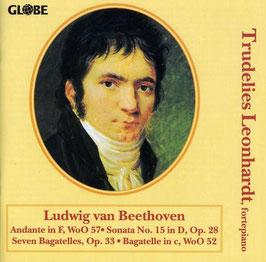 Ludwig van Beethoven: Fortepiano Works (Globe)
