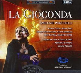 Amilcare Ponchielli: La Gioconda (3CD, Dynamic)