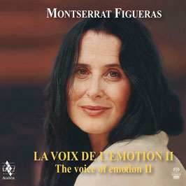 Montserrat Figueras: La Voix de l'Emotion II (CD, 2DVD, Alia Vox)