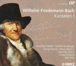 Wilhelm Friedemann Bach: Kantaten I (Carus)