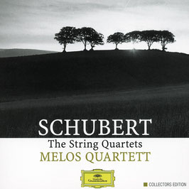 Franz Schubert: The String Quartets (6CD, Deutsche Grammophon)