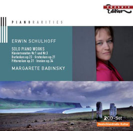Erwin Schulhoff: Solo Piano Works (Phoenix)