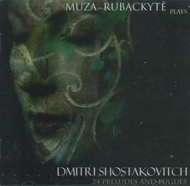 Dmitri Shostakovich: 24 Preludes and Fugues (2CD, Brilliant)