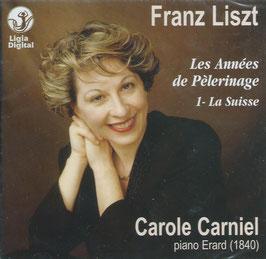Franz Liszt: Les Années de Pèlerinage 1 - La Suisse (Ligia Digital)