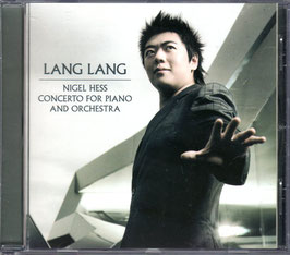 Nigel Hess: Concerto for Piano and Orchestra (Universal)