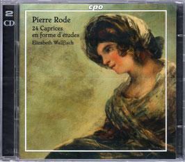 Pierre Rode: 24 Caprices en forme d'etudes (2CD, CPO)