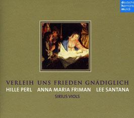 Verleih uns Frieden (Deutsche Harmonia Mundi)