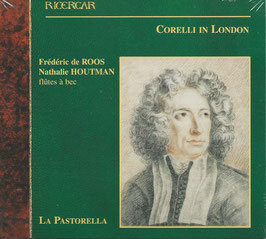 Arcangelo Corelli: Corelli in London (Ricercar)