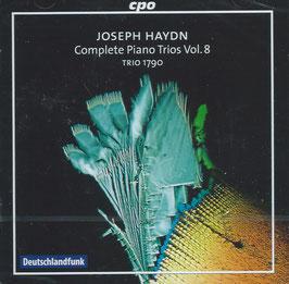 Joseph Haydn: Complete Piano Trios Vol. 8 (2CD, CPO)