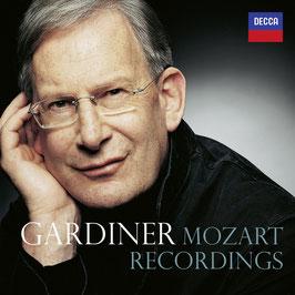 Wolfgang Amadeus Mozart: Mozart Recordings (7CD, Decca)