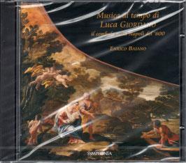 Musica al tempo di Luca Giordano, Il cembalo nella Napoli nel '600 (Symphonia)
