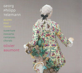 Georg Philipp Telemann: Oeuvres pour clavier (EuroMusic)