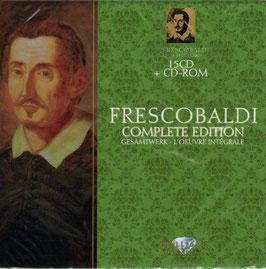 Girolamo Frescobaldi: Complete Edition (15CD, CD-rom, Brilliant)
