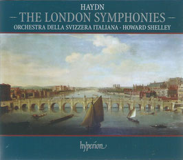 Franz Joseph Haydn: The London Symphonies (4CD, Hyperion)