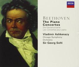 Ludwig van Beethoven: The Piano Concertos (3CD, Decca)