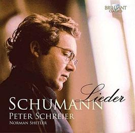 Robert Schumann: Lieder (4CD, Brilliant)