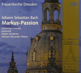 Johann Sebastian Bach: Markus-Passion (Carus)
