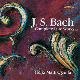 Johann Sebastian Bach: Complete Lute Works  (2CD, Alba)