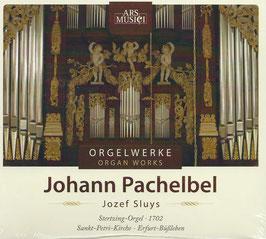 Johann Pachelbel: Orgelwerke (Ars Musici)