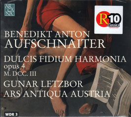 Benedikt Anton Aufschnaiter: Dulcis Fidium Harmonia opus 4 M.DCC.III (Arcana)