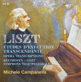 Franz Liszt: Transcriptions, Études d'exécution transcedante