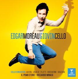 Giovincello, Cello Concertos Haydn, Platti, Boccherini, Graziani, Vivaldi (Erato)