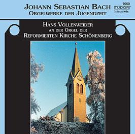 Johann Sebastian Bach: Orgelwerke der Jugendzeit (Tudor)