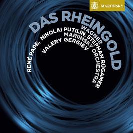Richard Wagner: Das Rheingold (2SACD, Mariinsky)