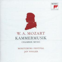 Wolfgang Amadeus Mozart: Chamber Music, Moritzburg Festival (2CD, Sony)
