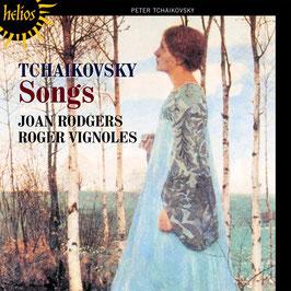 Pyotr Ilyich Tchaikovksy: Songs (Hyperion Helios)