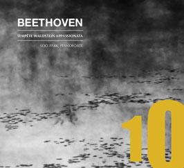 Ludwig van Beethoven: Tempete, Waldstein, Appassionata (Hérisson)