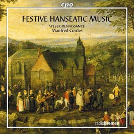 Festive Hanseatic Music (CPO)
