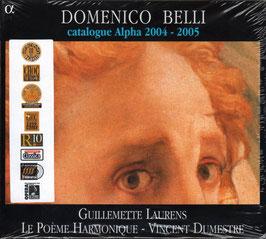 Domenico Belli: Il nuove stile (Alpha, Outhere)