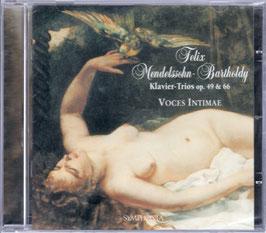 Felix Mendelssohn-Bartholdy: Klavier-Trios op. 49 & 66 (Symphonia)