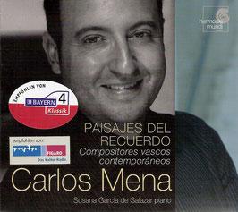 Paisajes del Recuerdo, Compositores vascos contemporáneos (Harmonia Mundi)